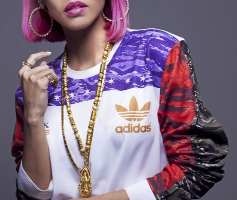 Adidas Strawberry logo sweatshirt! #adidas #strawberry