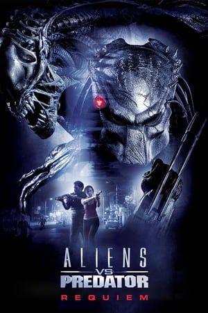 Capa Filme Alien Vs Predator