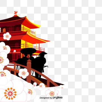 Traditional Japanese Illustrations Gules Wave Traditional Background Png Transparent Clipart Image And Psd File For Free Download Japanese Illustration Creative Illustration Japanese Traditional