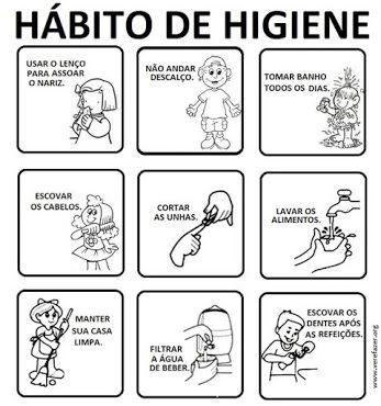 70 Atividades De Meio Ambiente Para Educacao Infantil Higiene E
