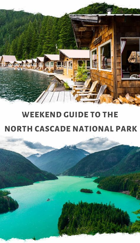 North Cascades National Park Perfect Weekend Guide The ultimate guide to the North Cascade National Park covering all the best trails, camping spots and overlooks to visit! Vacation Destinations, Vacation Trips, Dream Vacations, Vacation Spots, Midwest Vacations, Vacation Places, Cascade National Park, North Cascades National Park, North Cascades Highway
