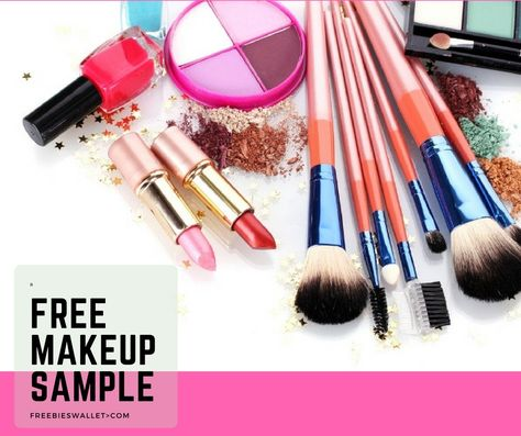 Receive free makeup samples to test and become an official tester to receive free makeup regularly. #freesamples #freemakeup #makeuptutorials