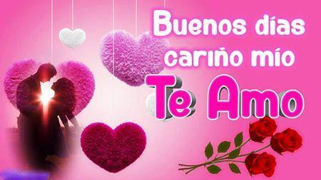 Mensajes De Buenos Días Románticos Buenos Dias Romanticos