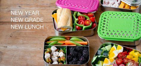 LunchBots Bento Boxes