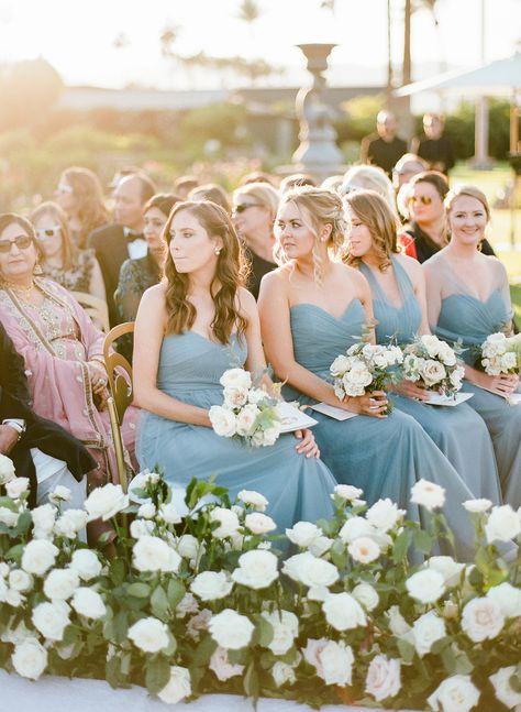 Oak  the Owl | Florists in Santa Barbara #weddingflowers #bridesmaids #weddingplanning