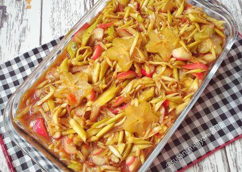 Resep Rujak Cacah Oleh Susan Mellyani Resep Resep Makanan Resep Makanan Penutup Makanan