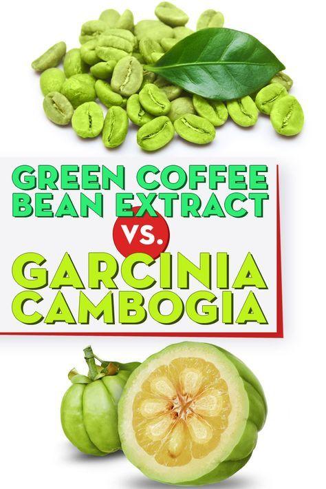 Green Coffee Extract Vs Garcinia Cambogia Green Coffee Extract