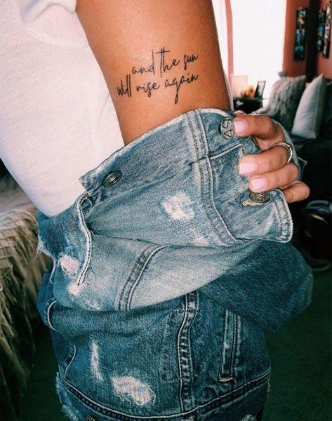 VSCO fatmoodz #tattoos  #Tattoos tattoo quotes VSCO fatmoodz #tattoos #Tattoos
