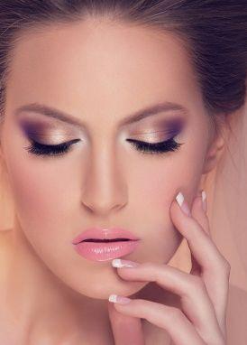 Maquillage de la mariée orientale 2014