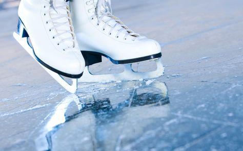 Figure Skating Wallpapers Wallpaperpulse Ice Skating Ice Rink Indoor Ice Skating