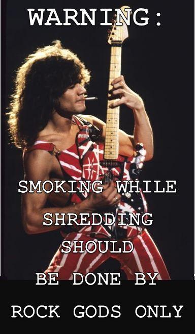 Funny Van Halen Memes With Images Van Halen Eddie Van Halen