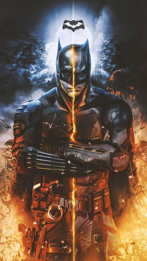 Batman Art Wallpaper - IPhone Wallpapers