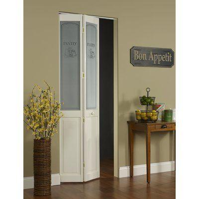Ltl Bi Fold Doors Pantry Pine Wood Unfinished Bi Fold Interior