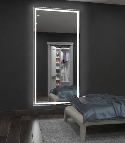 Pin By Eden On Dream Room In 2020 Dressing Room Mirror Mirror Wall Bedroom Lights Around Mirror