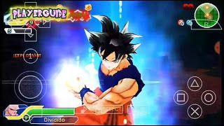 Dragon Ball Z Tenkaichi Tag Team Mod For Android Psp Iso Af Ssj5 Download In 2021 Dragon Ball Z Dragon Ball Dragon