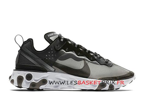 Running Nike React Element 55 Chaussures Officiel 2019 Prix