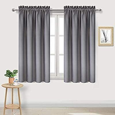 Amazon Com Dwcn Blackout Curtains Thermal Insulated Room
