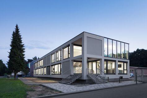 +studio moeve - Projekt 11 - ZVG Neue Verwaltung, Babenhausen, Hessen