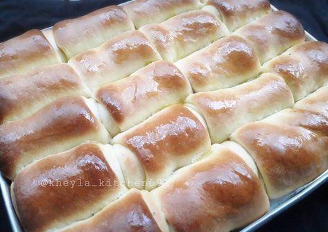 Resep Roti Keset Empuk Enak Banget Oleh Kheyla S Kitchen Rezept Brötchen Klo Buchteln