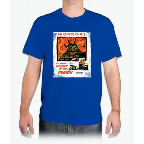 877969049f9e Night Of The Demon Movie Poster Bee Movie - Mens T-Shirt   Products ...