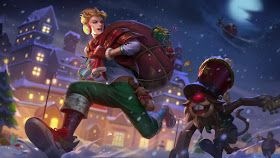 Mobile Legends Wallpapers Hd Claude Wallpapers Full Hd In 2020 Mobile Legend Wallpaper Mobile Legends Christmas Carnival
