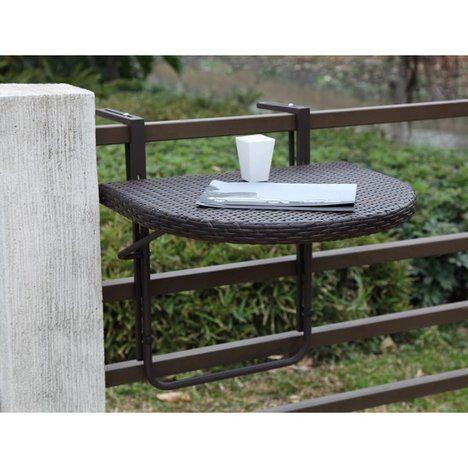 59 Balkon Hangetisch Agra Coffee Klappbar Agra Gartentisch Tisch