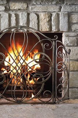 Pin By Carolyn Malin On Fireplaces Fireplace Screens Fireplace Corner Fireplace Living Room