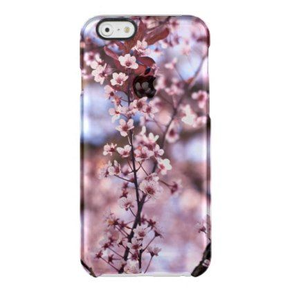 Japanese Cherry Blossom Tree Plant Love Botanical Clear Iphone 6 6s Case Floral Gifts Flower Fl Japanese Cherry Blossom Trees To Plant Cherry Blossom Wedding