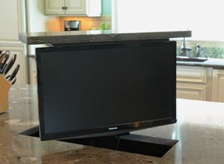 Turn Your Tv Instead Of Your Head Tv In Kitchen House Home