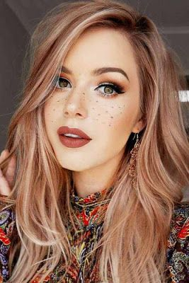 15 Trends Hair Color Ideas And Styles For 2020 Short Haircut In 2020 Spring Hair Color Hair Colour For Green Eyes Spring Hairstyles