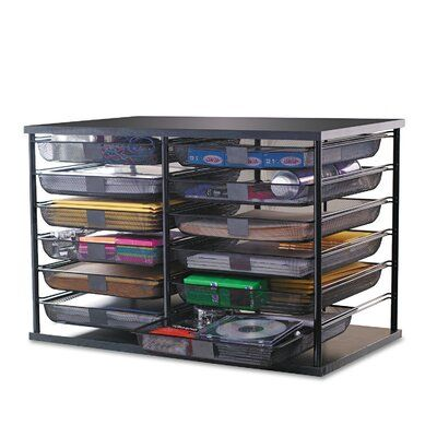 Shop for Rubbermaid Organizer with Mesh Drawers - x x Get free delivery On EVERYTHING* Overstock - Your Online Desk Accessories Destination! Desktop Organization, Classroom Organization, Storage Organization, Classroom Management, Storage Ideas, Behavior Management, Medicine Organization, Organizing Tips, Craft Storage