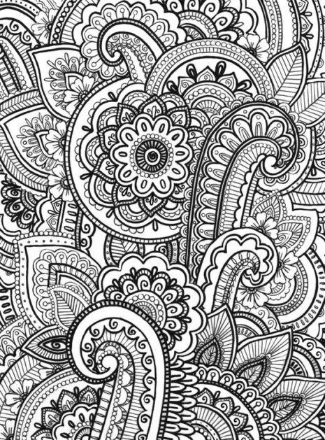 Imágenes De Mandalas De Colores Para Descargar E Imprimir