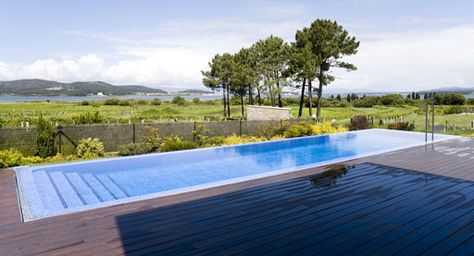 Best Pools Piscinas Images On Pinterest Minimal Water And - Bn house perfect space for relaxation surrounded by exotic landscape madrid spain