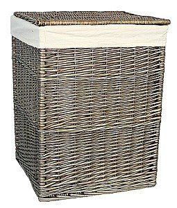 Laundry Baskets Collapsible Wicker Linen More You Ll Love