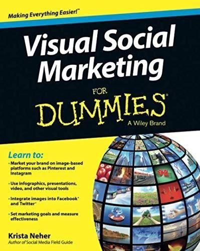 Visual Social Marketing For Dummies - Default