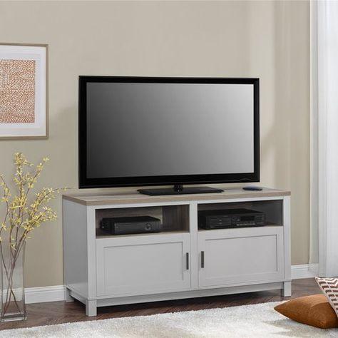 Tv Schrank Palmerston Fur Tvs Bis Zu 50 Sommerallee Farbe Grau In 2020 Furniture Deals Furniture Cool Tv Stands
