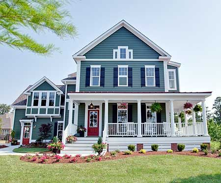 Farmhouse Exteriors farmhouse exterior colors | farmhouse design and plans | pinterest