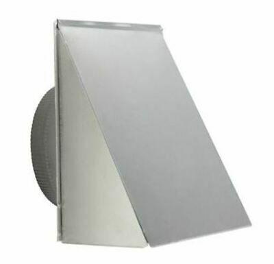 Ad Ebay Broan 610fa Aluminum 10 Round Aluminum Fresh Air Inlet Cap In 2020 Broan Inlet Aluminum Roof