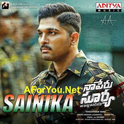 Sainika Naa Peru Surya Naa Illu India 2018 Telugu Mp3 Song Download Hindi Movies Online Free Dj Movie Hindi Movies Online