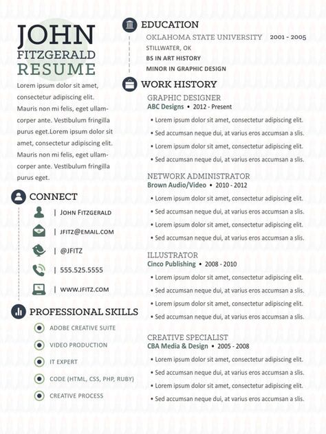 Bartender Resume Job stuff Pinterest Bartenders, Bar and Recipes - funeral director resume