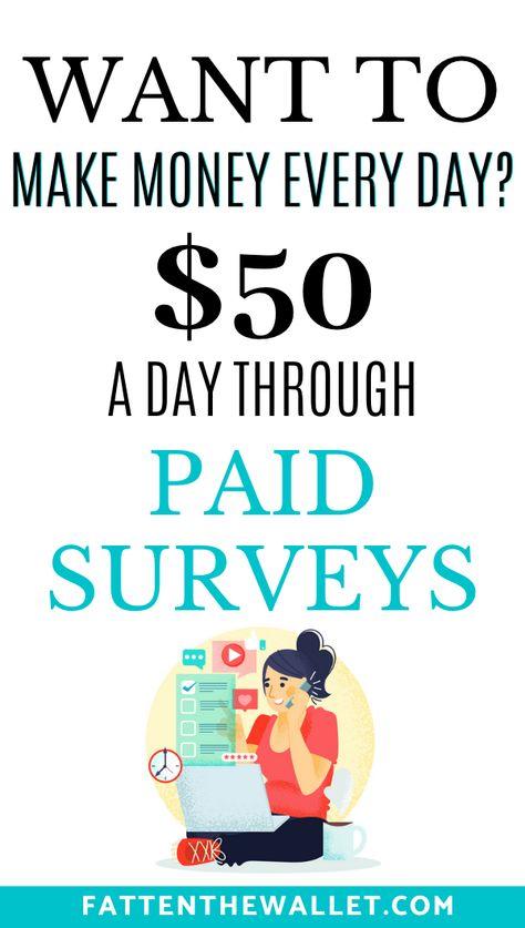 11 Best Online Survey Sites That Pay Cash [Up to $50/survey]