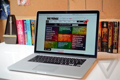 MacBook Pro with Retina display review (15-inch) | The Verge
