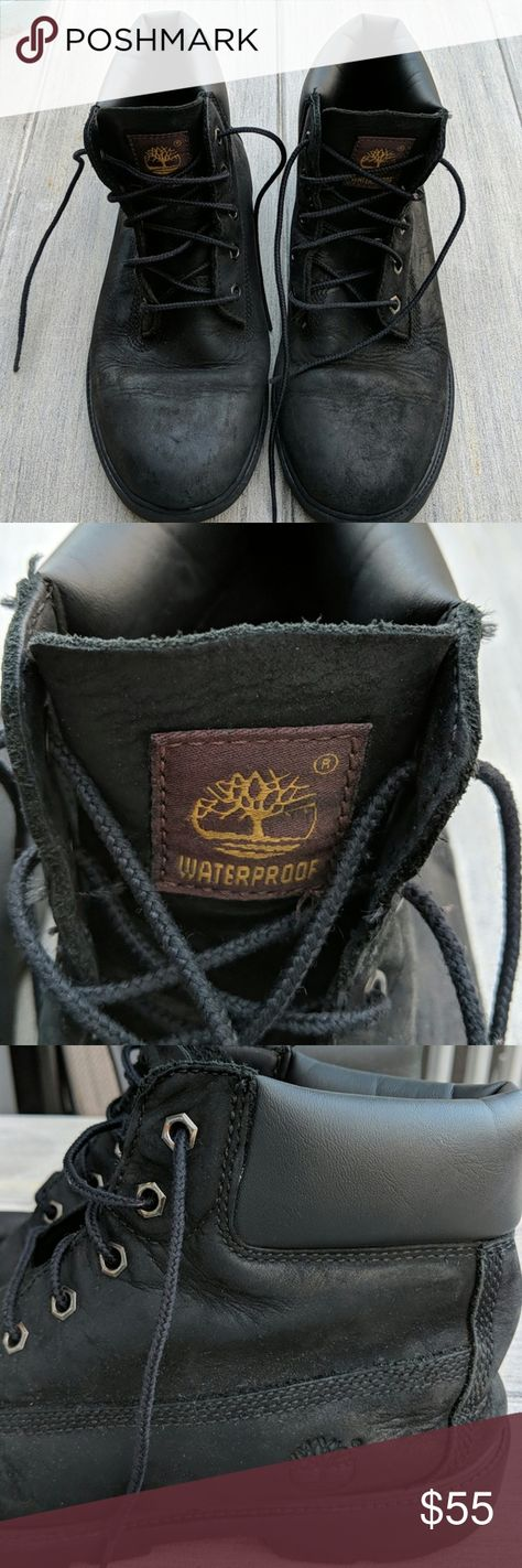 ce582456c260 ... good out x 90ec4 a0a7a Timberland Waterproof Boots EUC Timberland  Waterproof Boots. EUC.