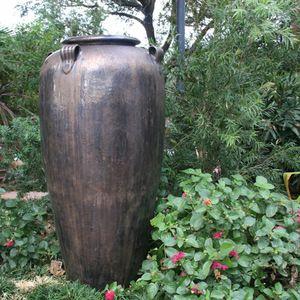 Source Wholesale Tall Outdoor Glazed Jars Tall Temple Jar