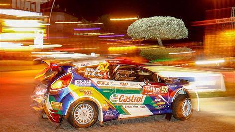 Muğla'nın Marmaris ilçesinde düzenlenenDünya Ralli Şampiyonası'nın (WRC) 11. ayağıTürkiye Rallisi'nde seyirci özel etabı gerçekleştirildi.  Toplam 22 ülkeden 54 otomobil ve 108 sporcunun katıldığı organizasyonda, şehir içiseyirci özel etabında pilotlar sürüşlerini tamamladı.   #S #türkiyerall