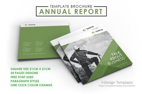 820 best GraphicRiver Templates images on Pinterest Brochures - free annual report templates
