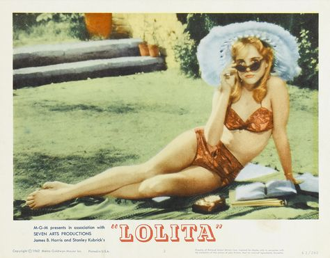 """Film Essay: """"Lolita"""" by Gene Youngblood 