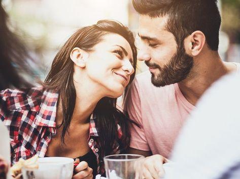 Flirten mit partnerin