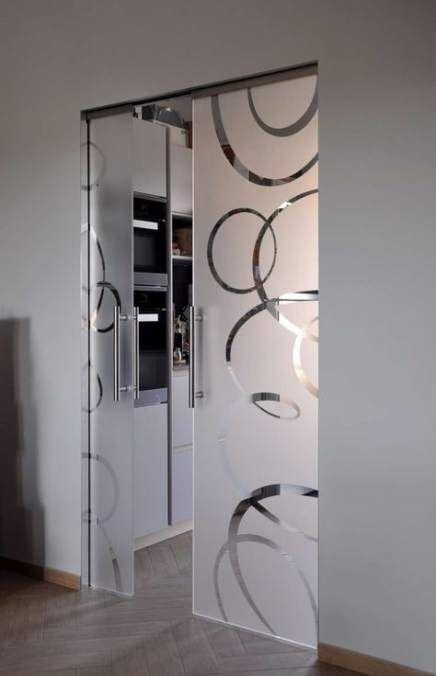 Glass Sliding Door Wardrobe Room Dividers 21 Ideas Door Glass Design Glass Doors Interior Window Glass Design