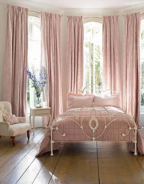 At Home with Blush | Gray, Walls and Floor patterns